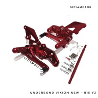 Underbone DKT Satria Fu - Ninja 150 R RR - Vixion - R15 V2 Step