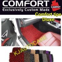 Karpet Honda Brio / Brio Satya 2baris Comfort Dluxe Original