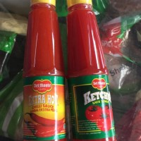 Delmonte Tomat Botol Meja 140 ml 48