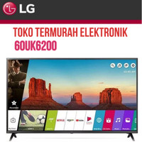 LG LED UHD 4K SMART TV 60 INCHI 60UK6200