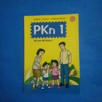 Buku PKN Untuk SD Kelas 1 BSE