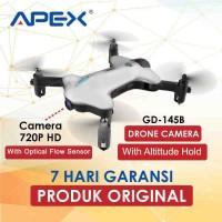 DRONE APEX 720P Camera HD Quadcopter Drone Mini Drone Camera - 145B