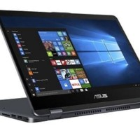 READY KAK Asus VivoBook Flip TP410UR EC501T i5 7200U HDD 1TB, Win 10