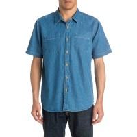 Kemeja Lengan Pendek Quiksilver Original Waterman Corsair SS Shirt