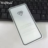 SAMSUNG GALAXY A8 PLUS 2018 TEMPERED GLASS 5D ANTI GORES KACA 3D 4D