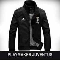 Jaket playmaker Juve/jaket bola/jaket motor/jaket casual/jaket bomber