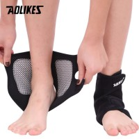 1 Pair AOLIKES Ankle Support Strap Ankle Leg Support Knee Support