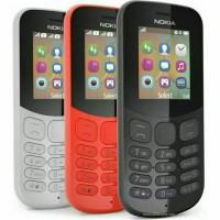 Nokia 130 New, Dual Simcard, Mp3, Garansi Resmi Nokia