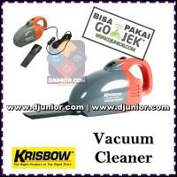 KRISBOW - VACUUM CLEANER MINI 12V / VACUM PENGHISAP SEDOT DEBU MOBIL