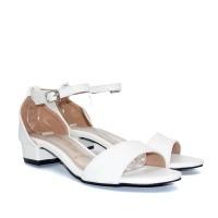 Polla Polly - Eka White - Sandal Heels Wanita