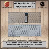 Keyboard Asus Eee PC 1215 1215B 1215N 1215P 1225B 1225C Series putih