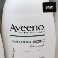 Aveeno Daily Moisturizing Body Wash 354ml / sabun mandi kulit kering