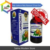 Madu Jamkorat | Madu Kolesterol & Asam Urat | Herbal Kolestrol Radang