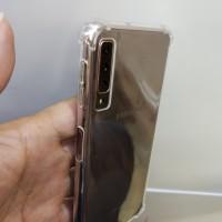 samsung A7 2018 triple camera anti crack shock case kesing silikon