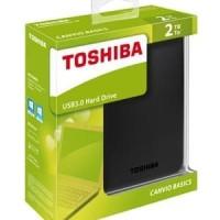 TOSHIBA Canvio Basic 3.0 Portable Hard Drive 2TB