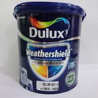 cat tembok exterior Dulux Weathershield Brilliant White 20ltr