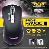 Armageddon Havoc III - Gaming Mouse