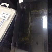anti gores jelly/anti shock anti gores samsung s7 flat full screen