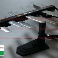 NEW Antena TV FLASH S 019 D Digital Indoor Dalam LED LCD Dual Band UHF