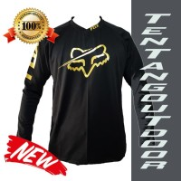 Jersey Sepeda PREMIUM Downhill Motor Cross DH Kaos Sepeda Baju F010
