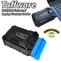 Vacuum Cooler ICE FAN 3 Universal Laptop Taffware