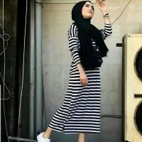 Dress   baju wanita BEKA MAXY