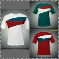 Kaos T-Shirt Pria Trend Revano