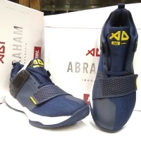Sepatu Basket Ardiles DBL AD 1 Blue Navy/Yellow