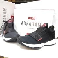 Sepatu Basket Ardiles DBL AD1 Black/Red