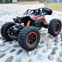 Rc Rock Crawler Mz Skala 1.14 Offroad Edition 4Wd 2.4Ghz Ban Besar