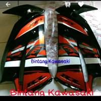 fairing atas new ninja rr orange Special edition 2014 original kawasak