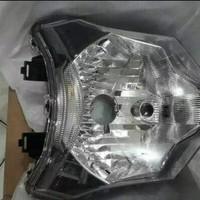 reflektor / headlamp yamaha vixion new kw A