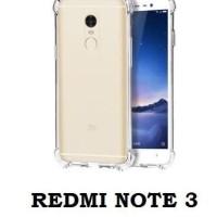 Anti Crack Redmi Note 3 / Pro Soft Case Jelly Bening Lentur Back Cover