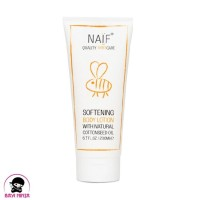 NAIF Baby Softening Body Lotion with Natural Cottonseed Oil 200 ml