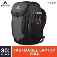 Eiger Meridian Laptop Backpack 30L - Black