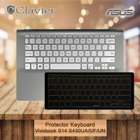 Keyboard Protector Cover Asus Vivobook S14 S430UA S430UF S430UN Cooski