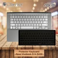 Keyboard Protector Cover Asus Vivobook S430 S430F S430U Cooskin