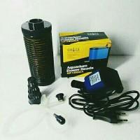 paket pompa air Akuarium aquarium ikan AMARA SP1200A plus quick Filter
