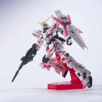 Murah Bandai HG 1/144 Unicorn Gundam destroy mode Mecha Model (Gunpla)