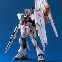 Murah Bandai HG HGUC 1/144 Nu V gundam Mecha Model (Gunpla)