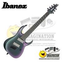Ibanez Axion Label RGD71ALMS 7-String - Black Aurora Burst Matte