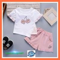 Baju/Pakaian Bayi/Anak Perempuan 1-5 Tahun Impor Original Berkualitas