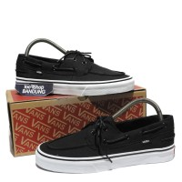 Sepatu Vans Zapato Black White Checkerboard 36 - 44 Premium BNIB