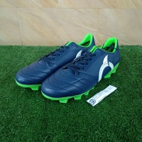 Ortuseight Mirage FG (Football) - Deep Blue/White/Fluo Green