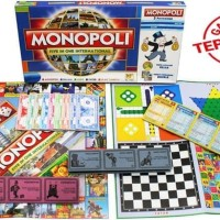 Monopoli 5 in 1
