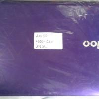 Casing Notebook Axioo Pico CJM W217CU warna ungu Kondisi Normal