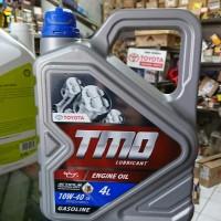 Oli Toyota TMO 10 40 isi 4 L oli untuk mobil bensin