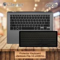 Keyboard Protector Cover Asus Zenbook Flip 14 UX461UA UX461UN Cooskin
