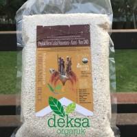 Beras Putih Organik / white Rice organic / Beras Organik Mentik Susu
