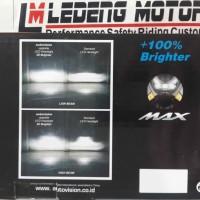 TERLARIS Lampu Utama Nmax Autovision Headlight Headlamp N Max PCB LED